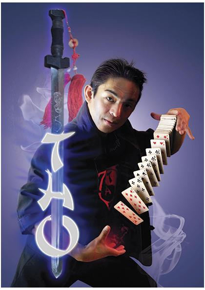 TAO magicien théâtre Perpignan