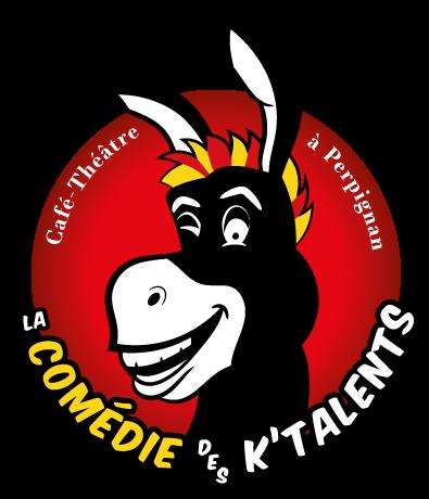 Logo Café-Théâtre La Comédie des K'talents à Perpignan
