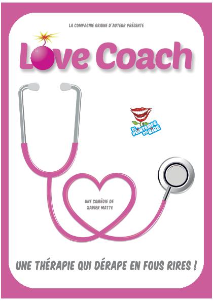 Love Coach théâtre Perpignan